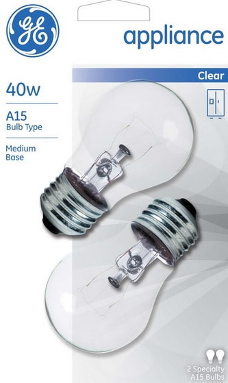 Kenmore Elite Refrigerator Light Bulb
