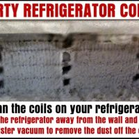 Refrigerator Is Freezing Everything - What To Check - How To Fix?