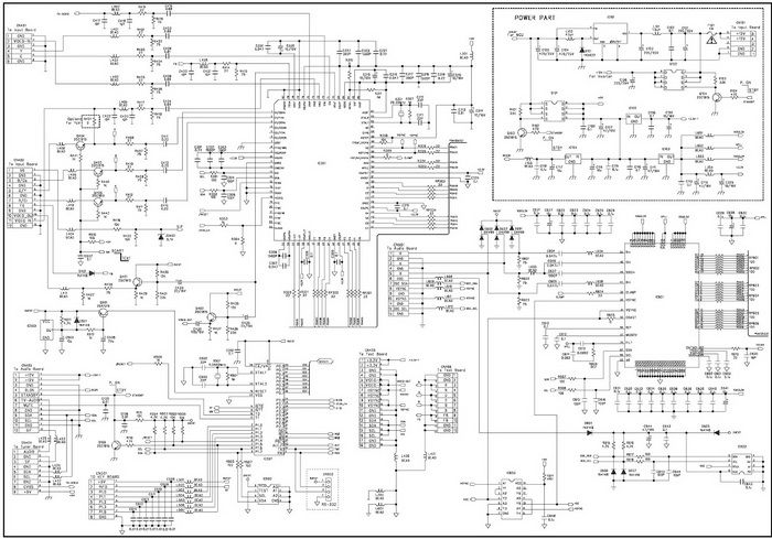 sanyo tv 46840 wiring diagram schematic diagrams rh ogmconsulting co