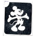 Tatuaje Mickey Mouse