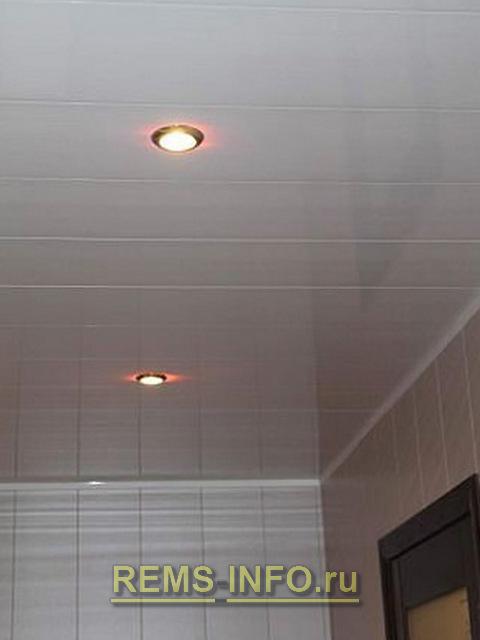 Потолок в ванной комнате – виды, советы по выбору, фото ...