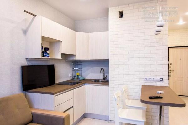 ЖК Новомосковский (СПБ): ремонт новой квартиры фото работ