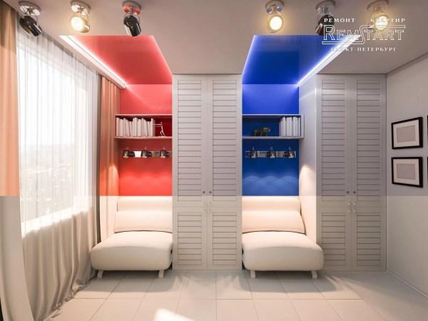 Дизайн детской комнаты: стили интерьера оформления и ...