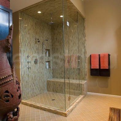 Как сделать душ со сливом в полу
