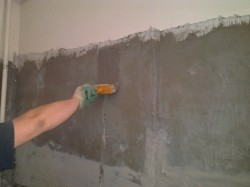 Coating waterproofing