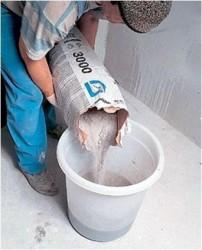 preparation of glue