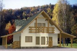 panel-frame house
