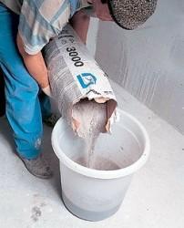 dry plaster mixes