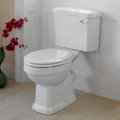 faience toilet