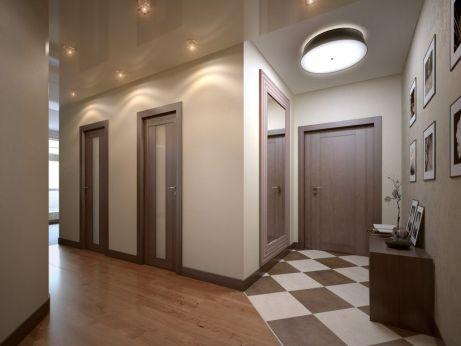 laminate in the hallway 3