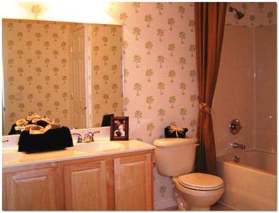 bathroom wallpaper 3