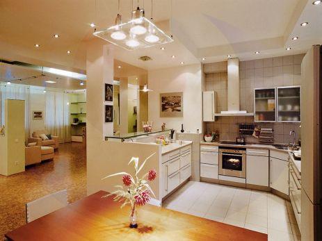 general kitchen lighting