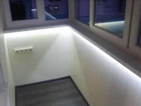 balcony lighting 110