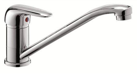 kitchen faucet lever