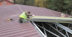 roofing sandwich panels