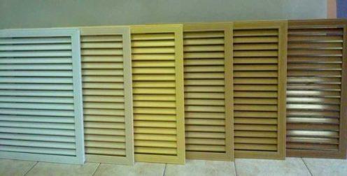 hide heating radiator plastic