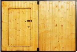 insulation of garage doors 1