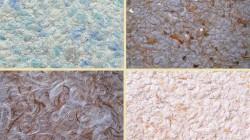 liquid textured wallpaper