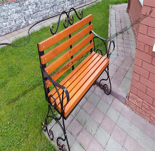 Скамейки садовые и уличные лавки купить в Ярославле