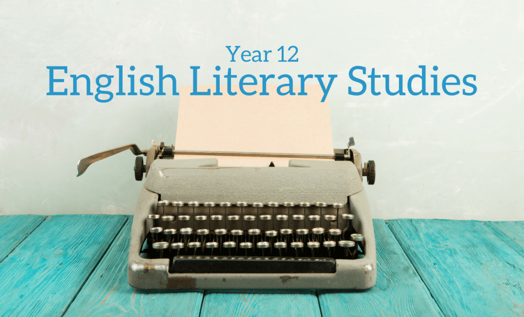 Adelaide Year 12 English Literary Studies Tuition