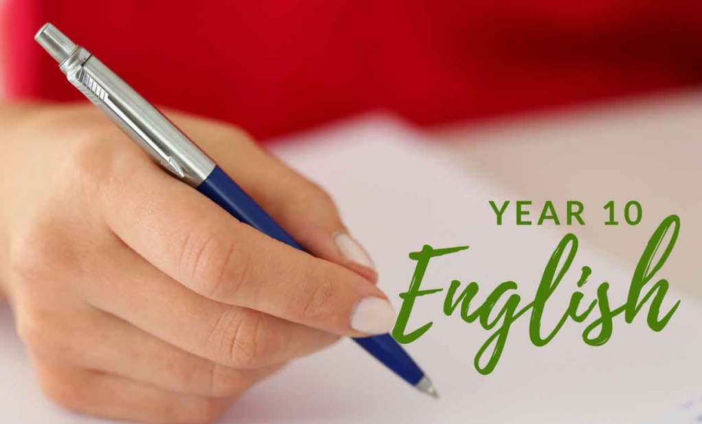 Adelaide Year 10 English Tutors