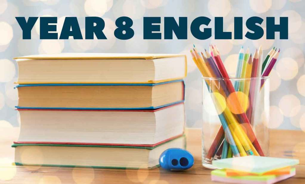 Year 8 English Tutors Adelaide