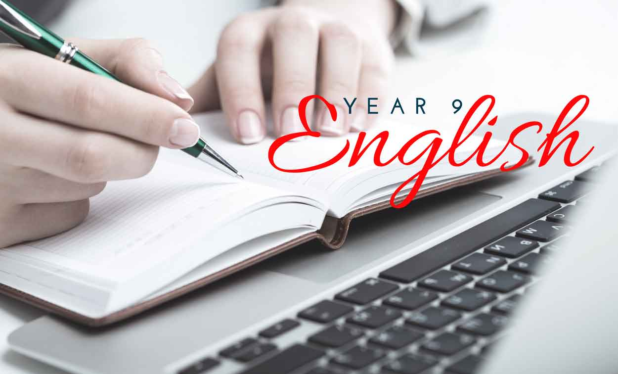 Adelaide Year 9 English Tuition