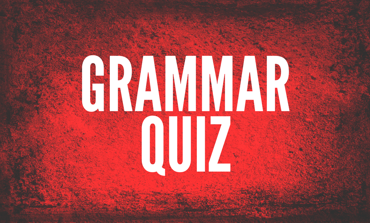 Take the REM+ Tuition Grammar Quiz