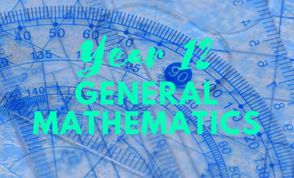 Year 12 General Maths Tutor Adelaide