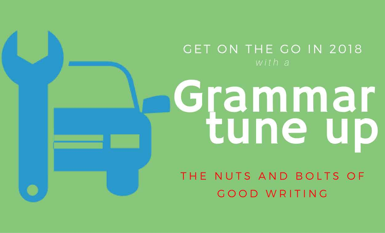Grammar Tune Up for Adelaide Secondary School Students