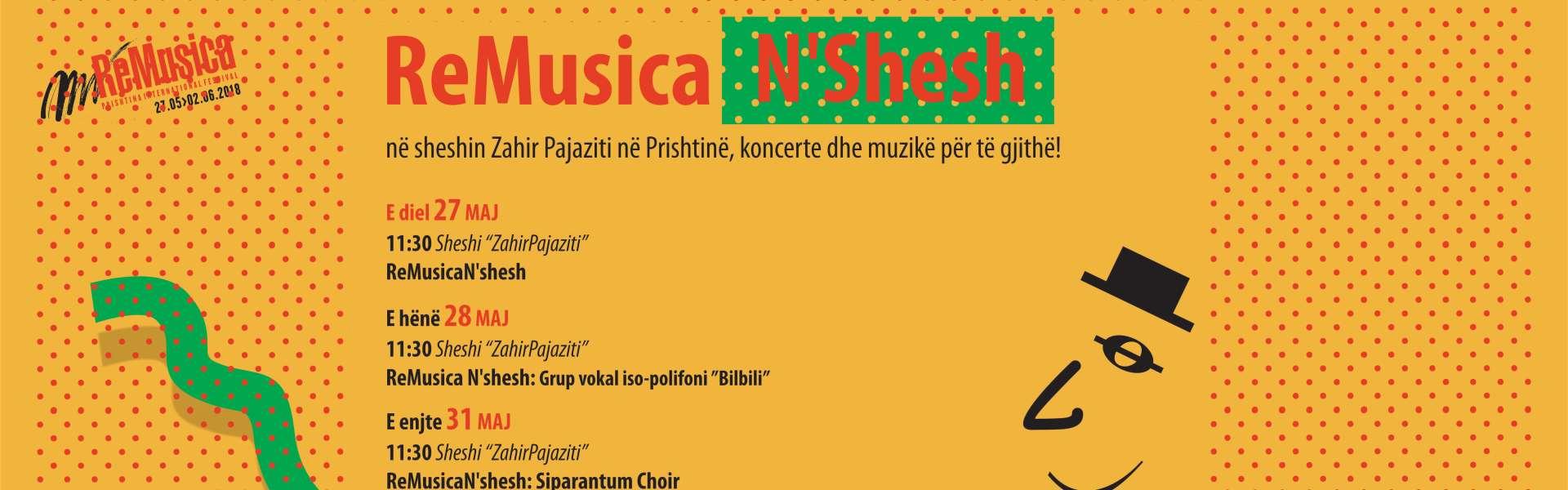 ReMusica N'Shesh