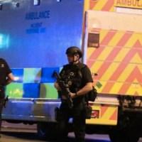 Manchester Concert Incident