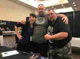 Bangor Comic & Toy Con with Amanda Kahl & T.J. Washburn