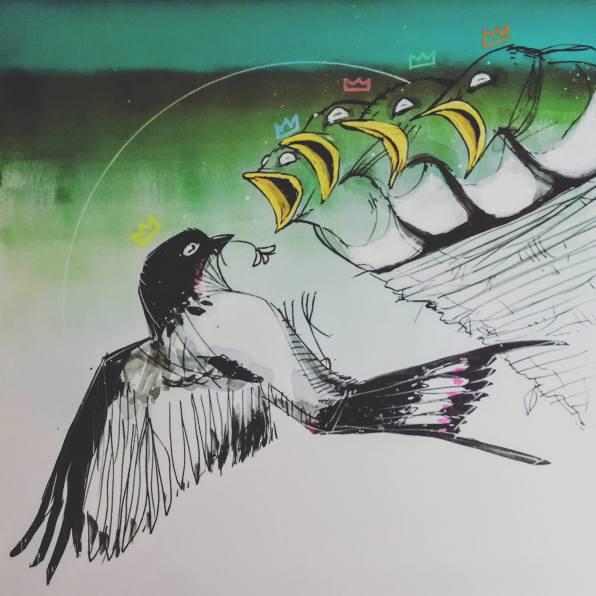 bird-family