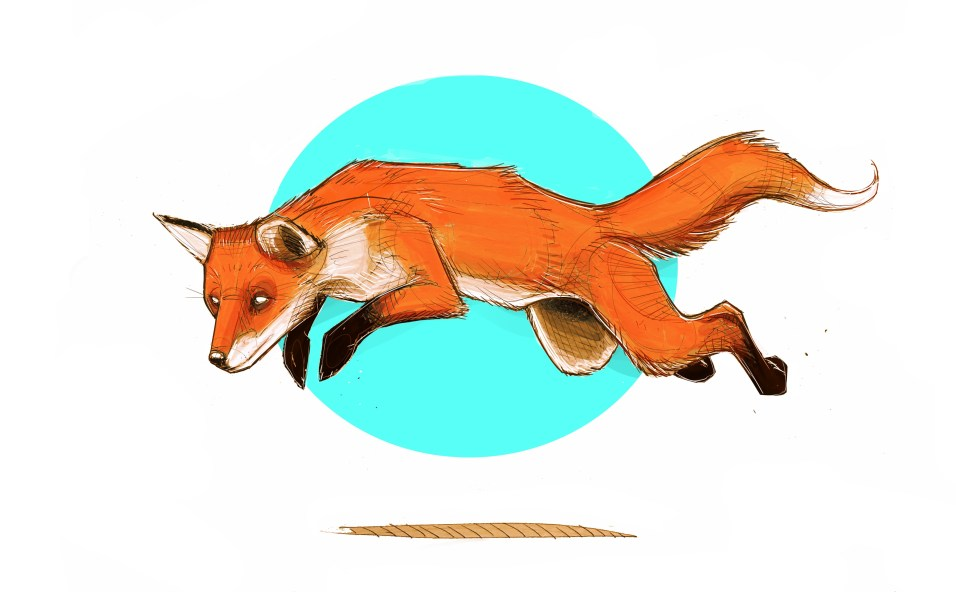 procreate-fox