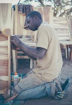 i am | the apprentice, Kayanga. Auas Road, Windhoek, Namibia.