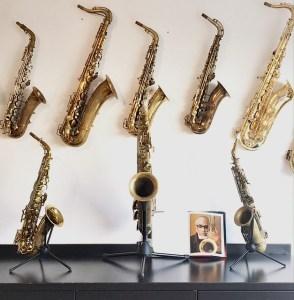 Saxofoon revisie, reparatie en onderhoud Amsterdam