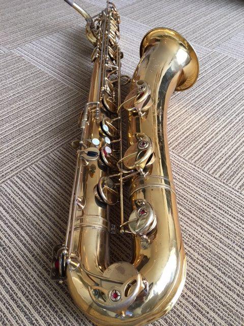 Selmer Mark VI Bariton saxofoon