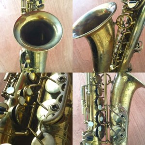 selmer balanced action saxofoon amsterdam