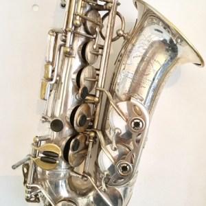 Selmer Balanced Action silver tenor saxofoon6