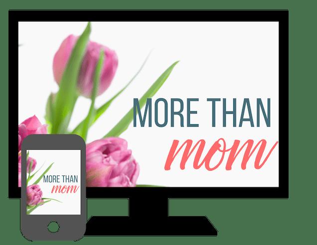 more than mom summit