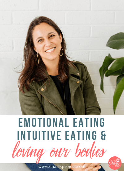 Emotional Eating, Intuitive Eating, & Loving Our Bodies with Lindsay Stenovec
