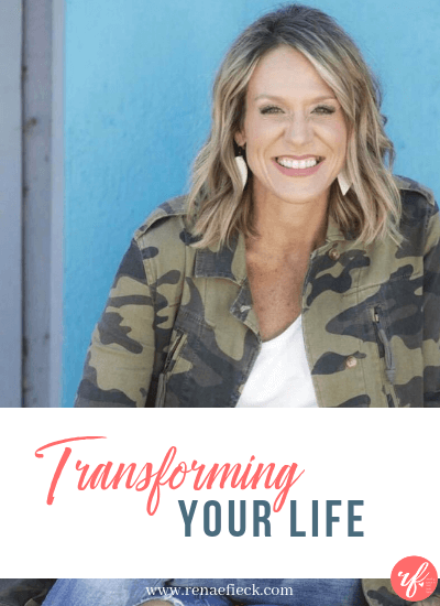 Transforming Your Life with Jen Jones