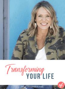 Transforming Your Life with Jen Jones