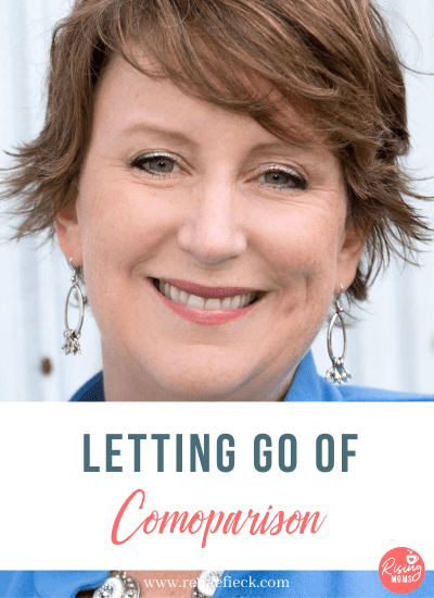 Letting Go of Comparison with Shannon Popkin