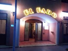 """12/07/2017 - Cena al Ristorante """"El Faro"""""""