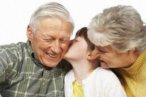 nonni nelle separazioni