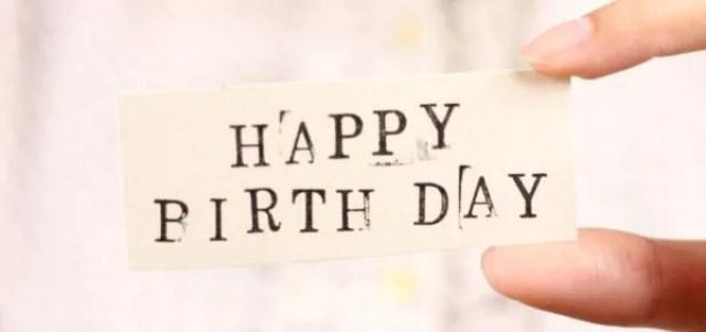 誕生日 メッセージ サプライズ