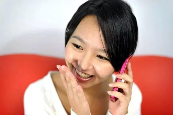 好きな人に電話した時に「かわいいな…」と思わせる方法