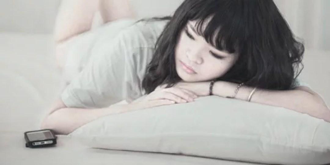 ベッド スマホ